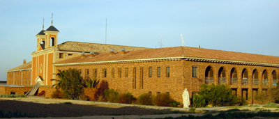The monastery of Monteguado (Navarra, Spain) was only one of three monasteries in Spain after the sale of church property in 1835. The fact that it was a house of formation for missionaries in the Philippines meant that it was not sold off by the Government and was permitted to carry on the Augustinian Recollect religious life in Spain.