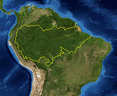 The great Amazon basin was one of the last places in Latin America to be evangelized. The consequences of the military conquest brought about the near disappearance of the pre-Spanish cultures and some tense relations between missionaries and explorers.