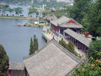 Shangqiu (Henan, República Popular China) en la actualidad.