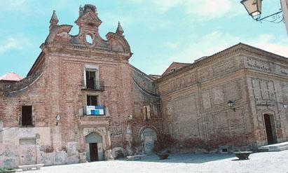 First Recollect convent, Talavera de la Reina, Toledo.