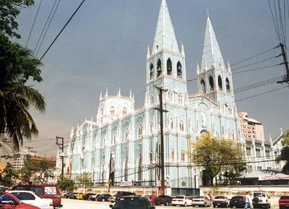 Convent of San Sebastián, Manila.