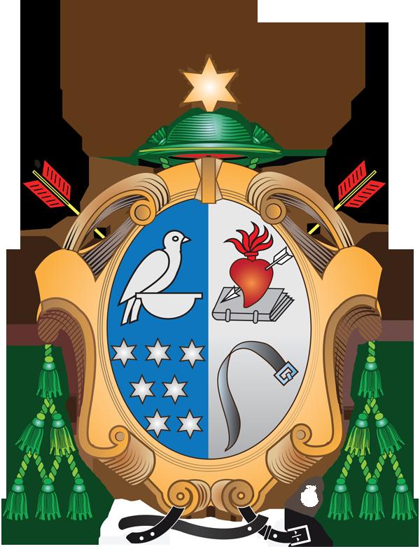 Escudo de la provincia de San Nicolás de Tolentino