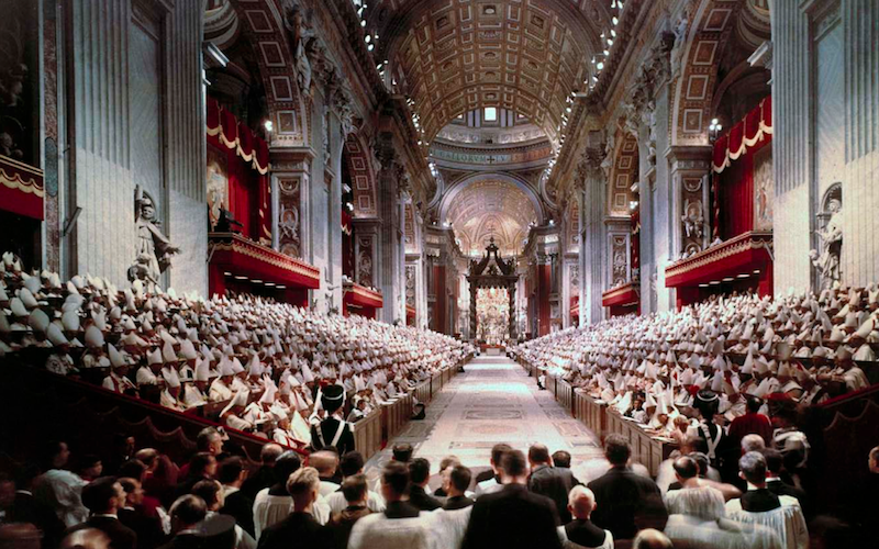 2nd Vatican Council.
